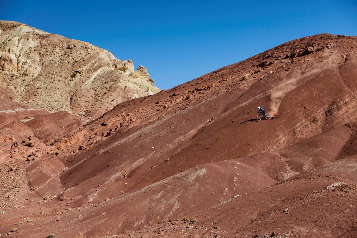 Downhillový sjezd