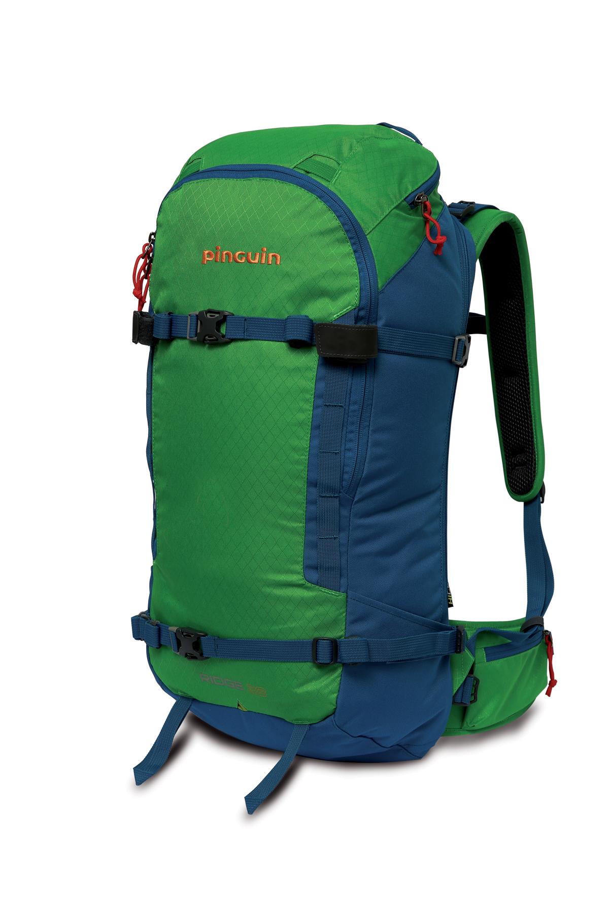 67d00145b6 Prostorná zipová kapsa v horní části batohu s vnitřní samostatnou zipovou  kapsou na doklady. Pláštěnka ve výrazné barvě s velkým reflexním potiskem v  ...