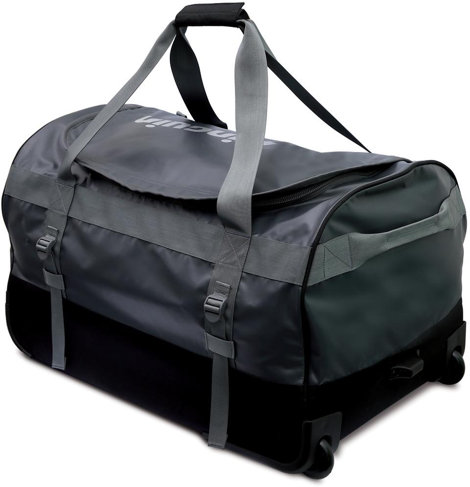 Roller Duffle bag šedý