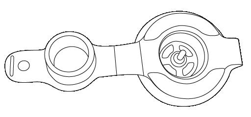 Dual layer flat valve