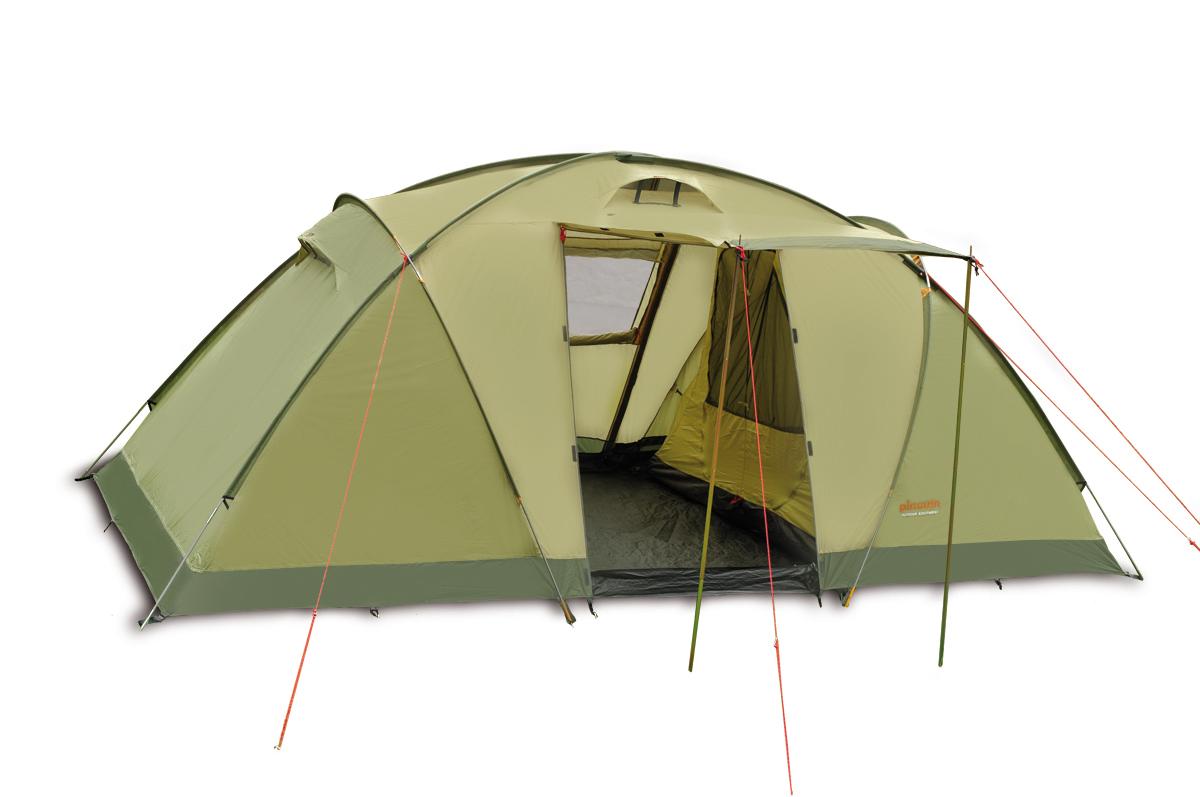 Stan Bae Camp postavený
