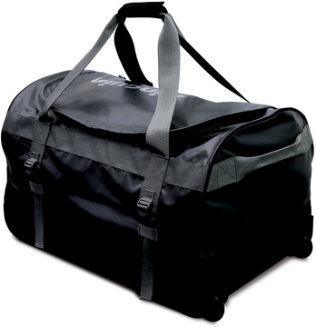 Roller Duffle bag black