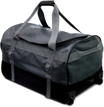 Roller Duffle bag grey