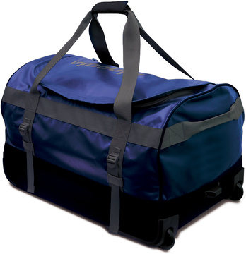 Roller Duffle bag blue