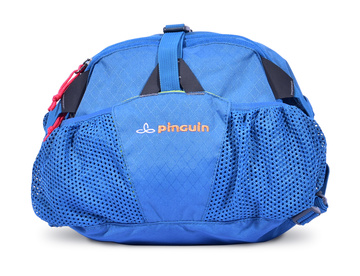Hipbag blue front folded