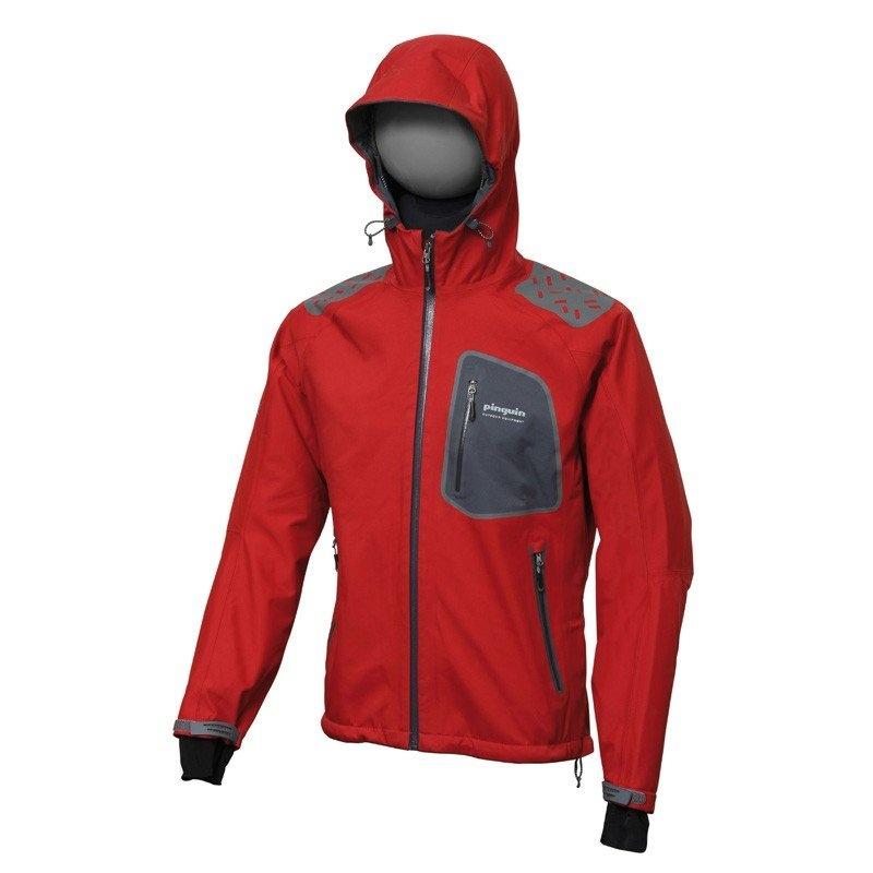 Axon Jacket v červené barvě