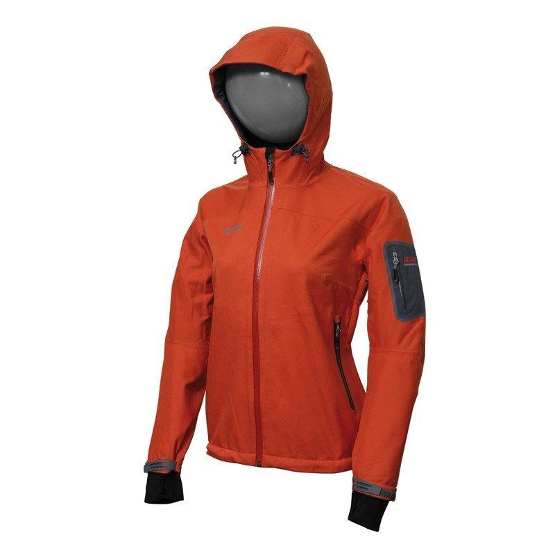 Hoody Jacket v červené barvě
