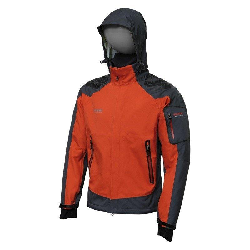 Limit Jacket v červené barvě