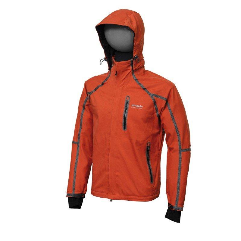 Radical Jacket v červené barvě