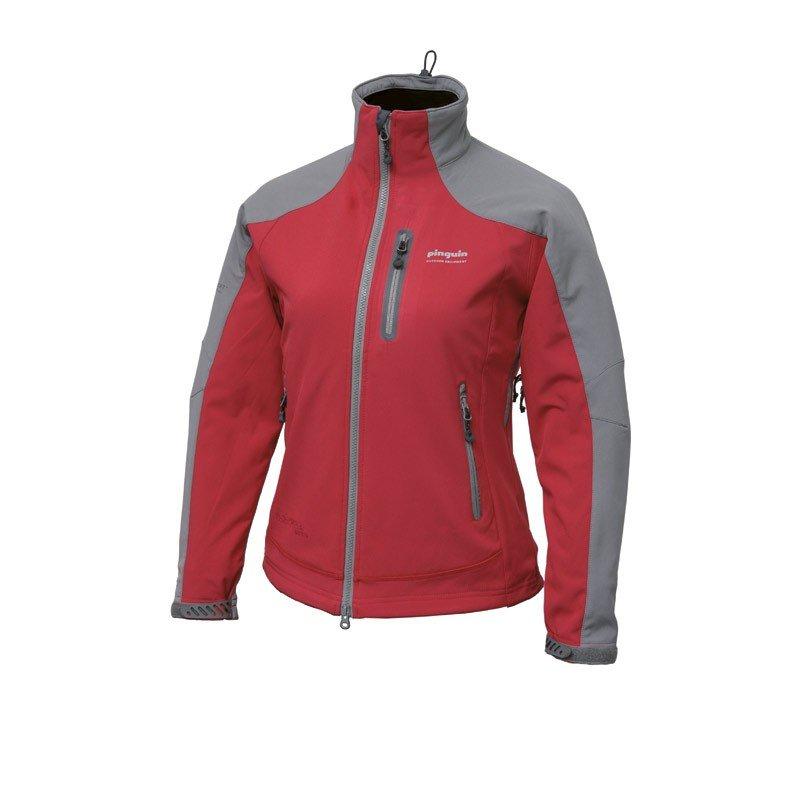 Galaxy Jacket v červené barvě