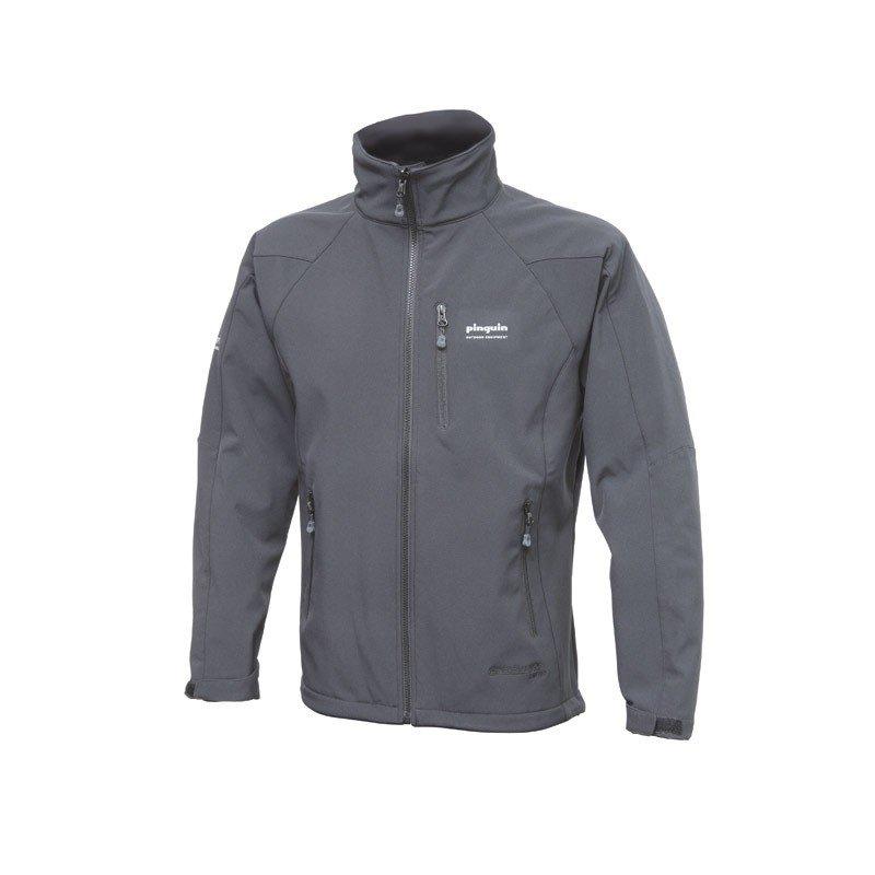 Element Jacket v šedé barvě