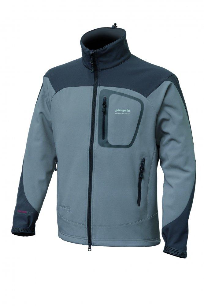 Argon Jacket v šedé barvě