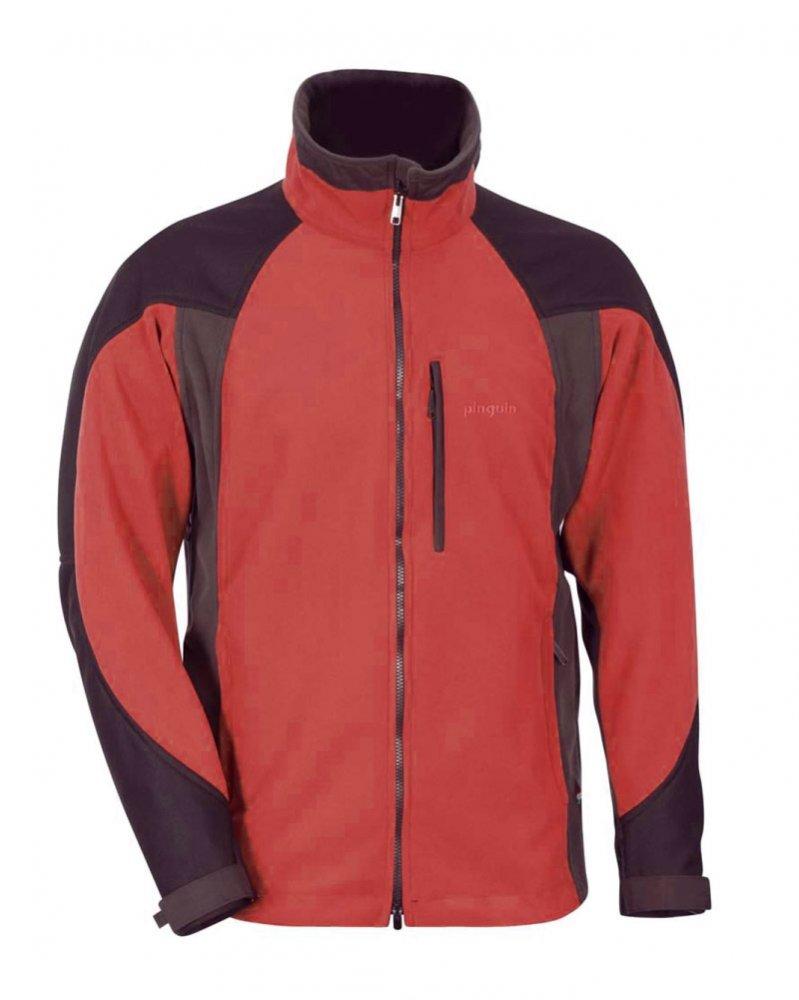 Apex Jacket v červené barvě