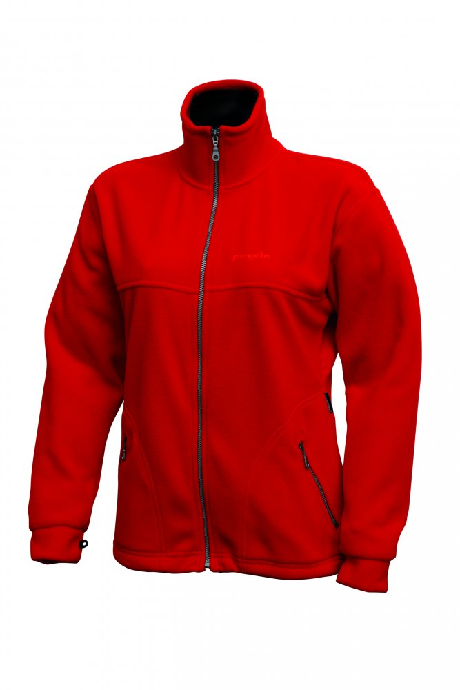 Balu Jacket v červené barvě