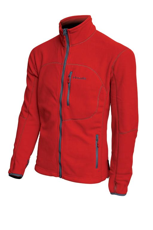 Alto Jacket červená zepředu