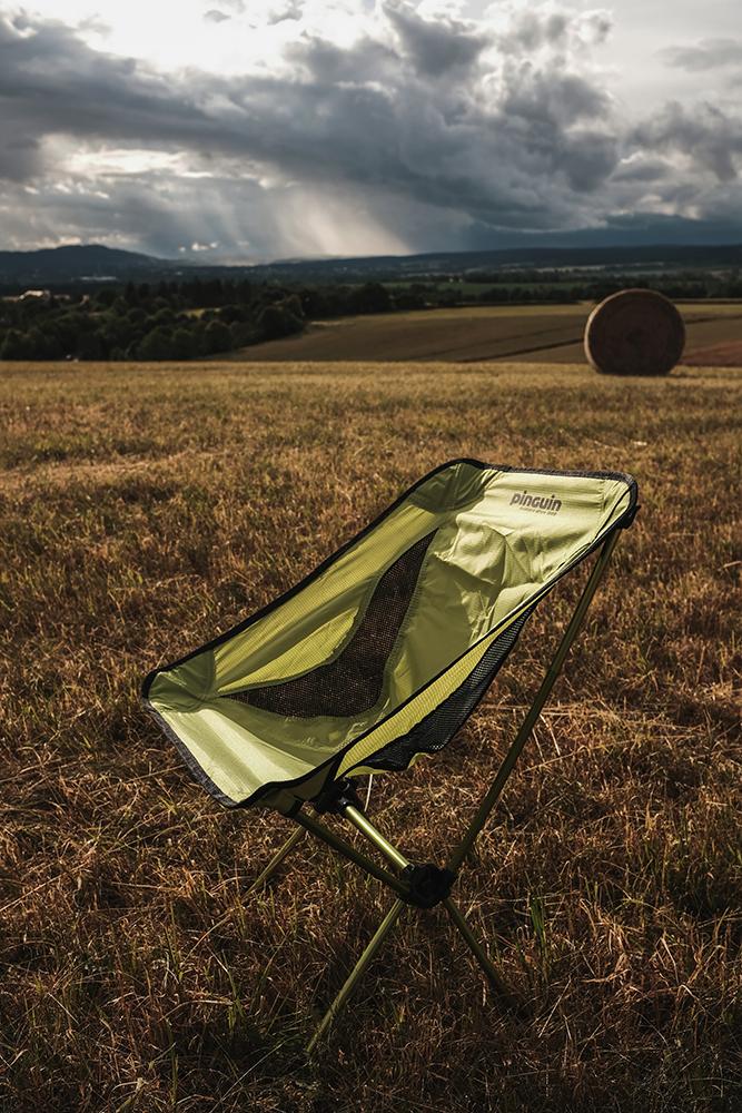 Kempingová židlička Pocket Chair