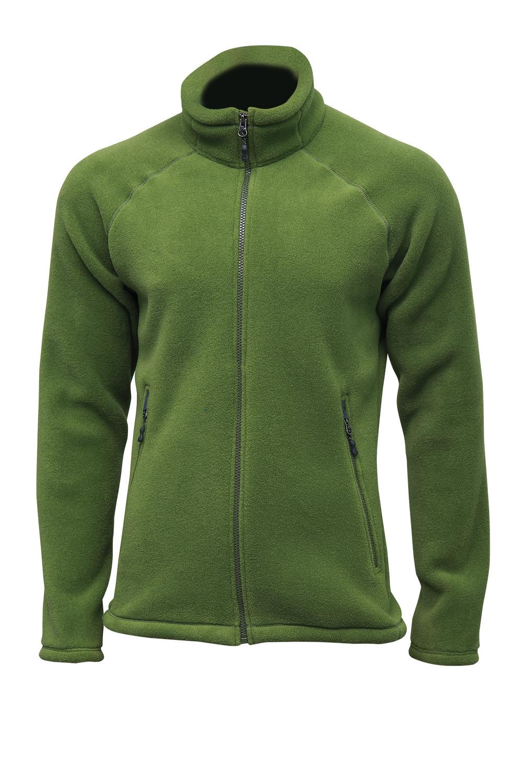 Motana Jacket green zepředu