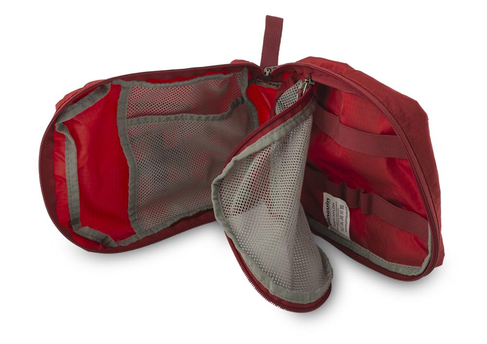 taška First Aid Kit L otevřená