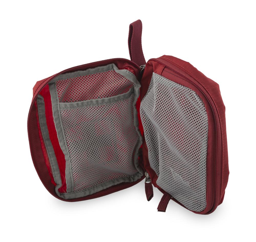 taška First Aid Kit M otevřená