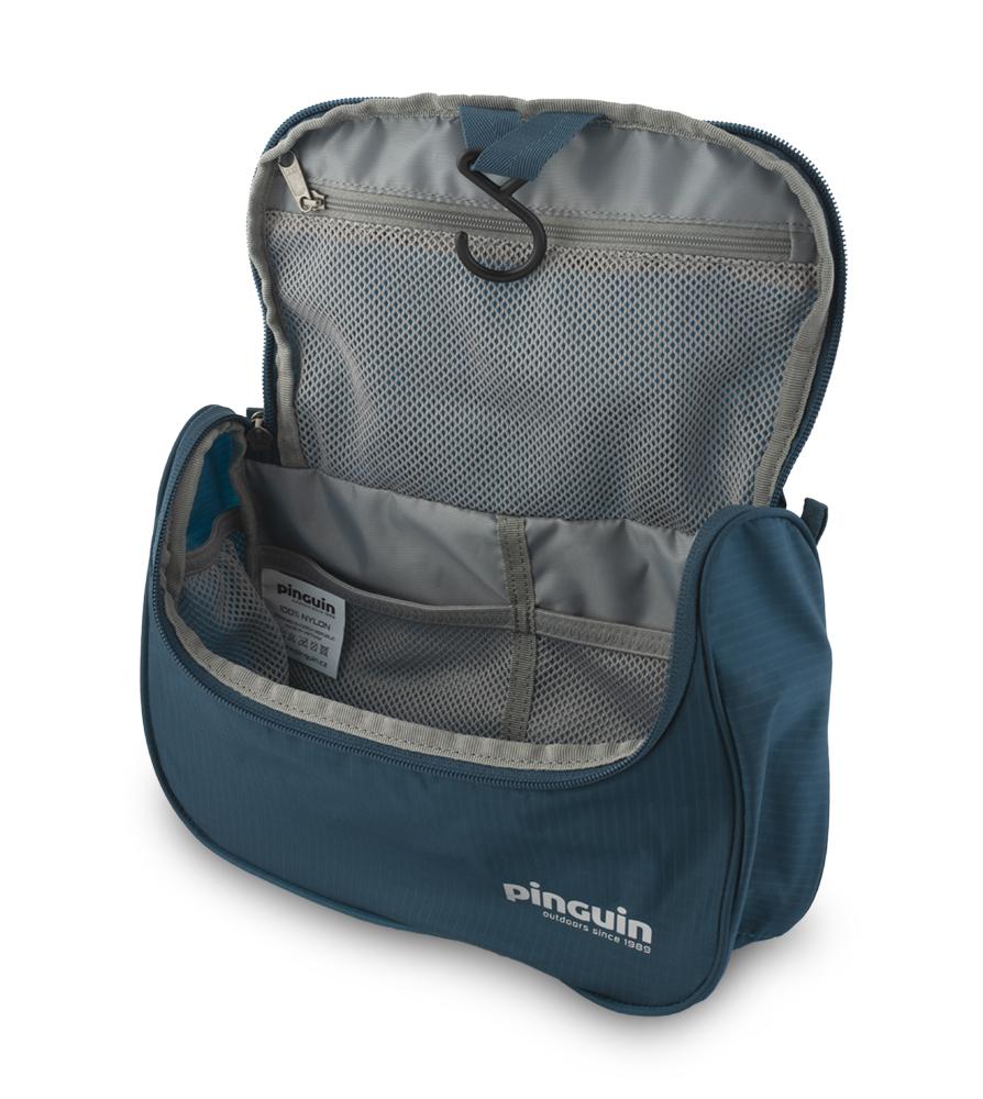 Tailet bag otevřený