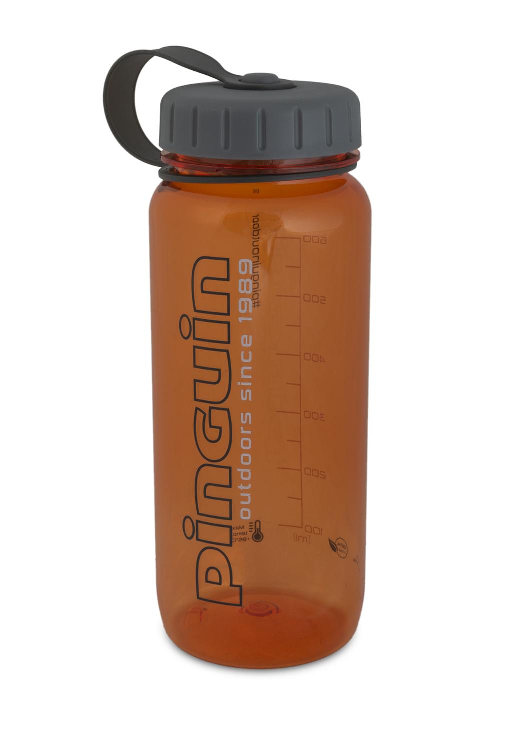 Tritan Slim Bottle S oranžová