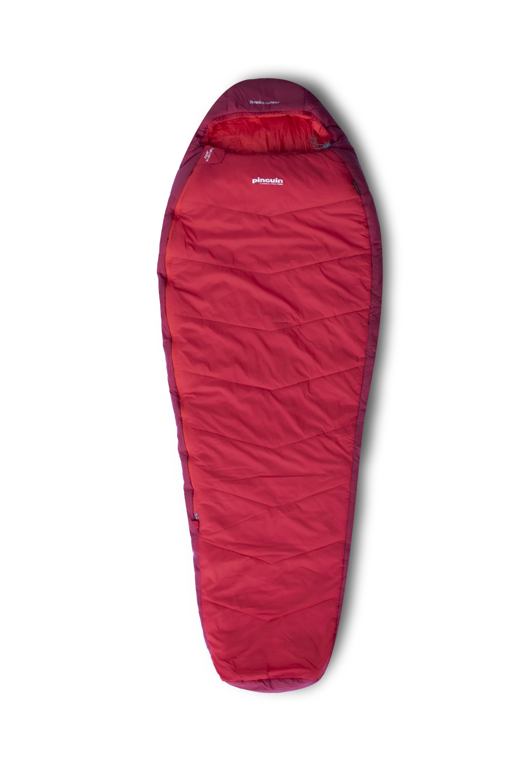 Dámský spacák Savana červený