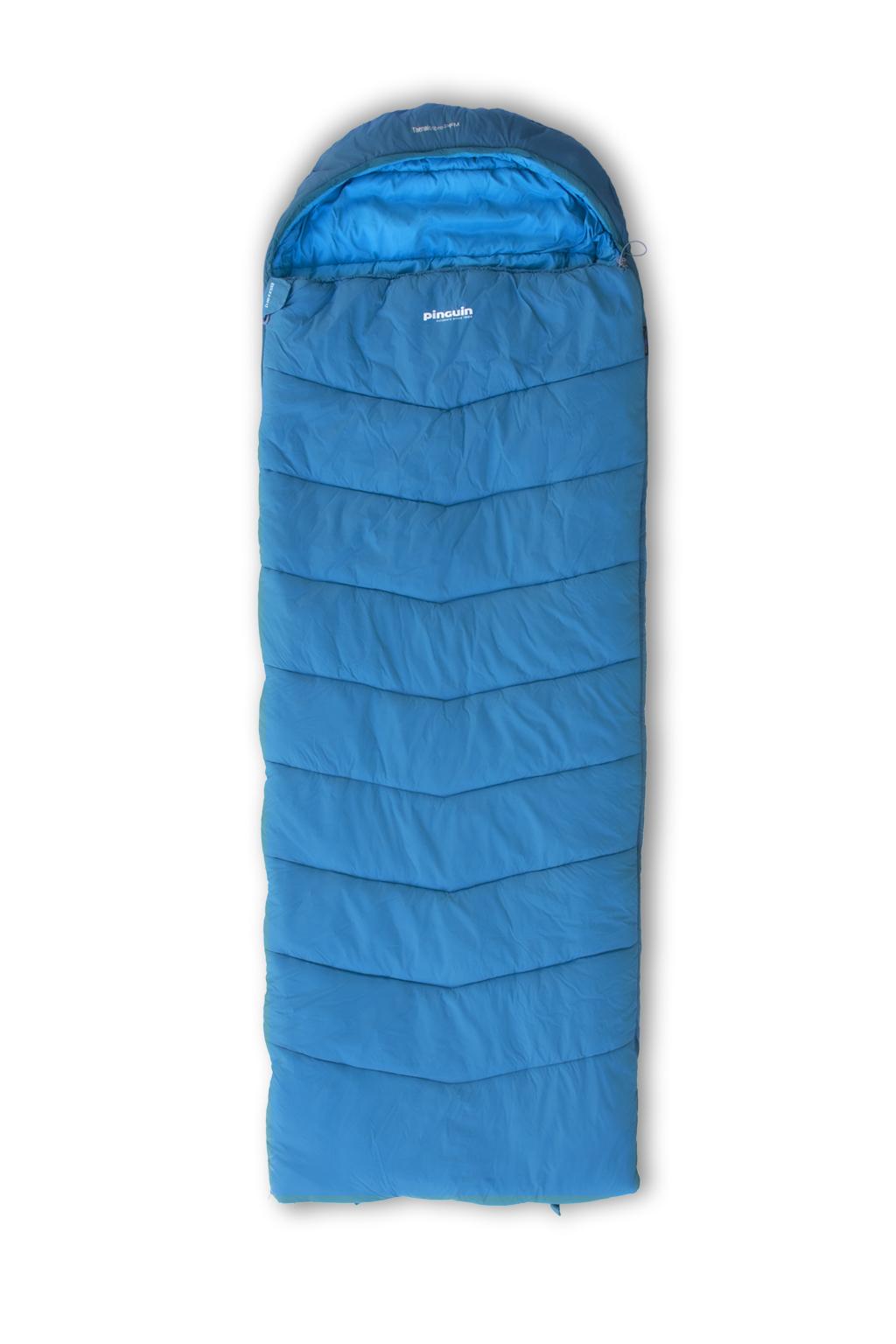 dekový spacák Blizzard blue