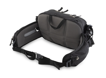 Hipbag black back