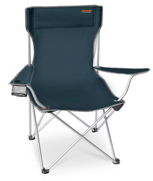 Fisher Chair blue