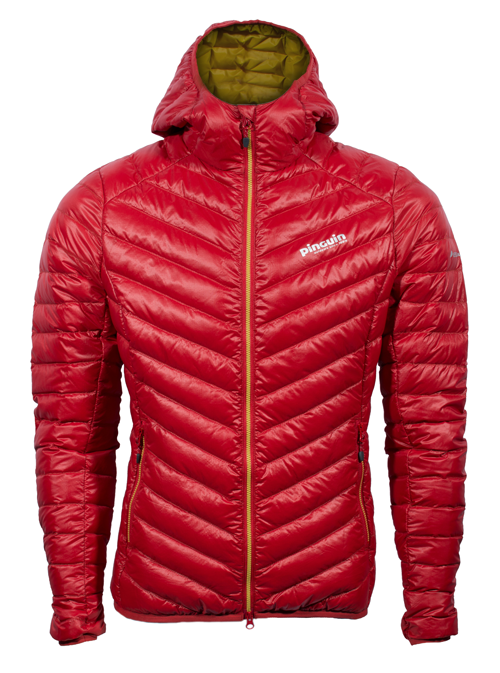Breeze hoody red